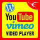 Youtube Vimeo Video Player and Slider WP Plugin