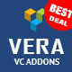 VERA Bundle - Essential Multimedia WPBakery Addons