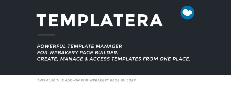 Templatera VC Addons WPBakery Addons