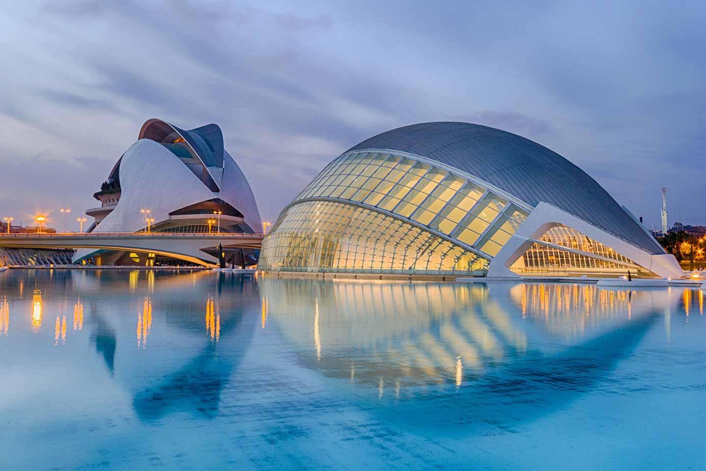 Futuristic design - quite breathtaking