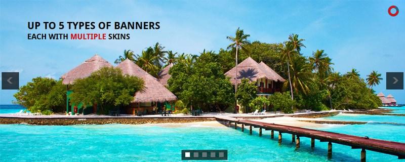 WordPress Image Slider - All In One - Banner Rotator