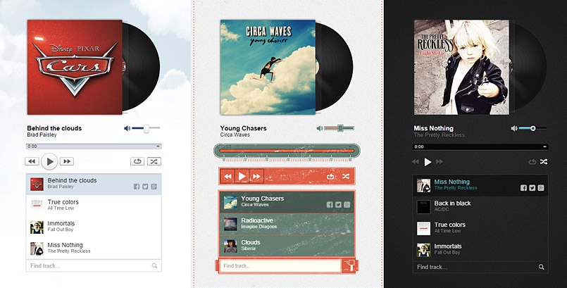 Plate III - music & streaming plugin for WP