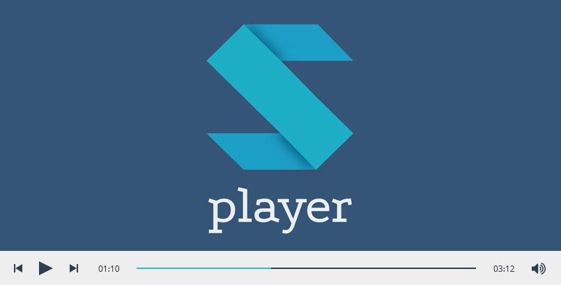 sPlayer - Sticky Audio Player With Playlist