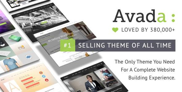 Avada | Responsive Multi-Purpose Theme - Corporate WordPress Theme