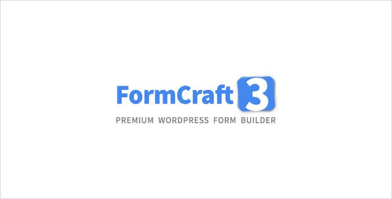 FormCraft - Premium WordPress Form Builder