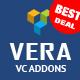 VERA Bundle - Essential Multimedia WPBakery Addons
