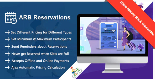 ARB   Appointment Reservation and Booking Plugin for WooCommerce - 8+ Best WordPress Event Calendar Plugins & Page Builders Addons - Newcomers
